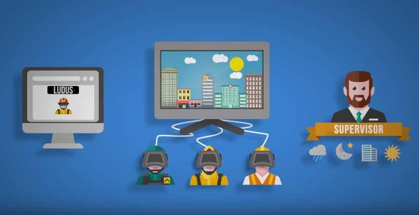 LUDUS, realidad virtual para salvar vidas [VÍDEO]