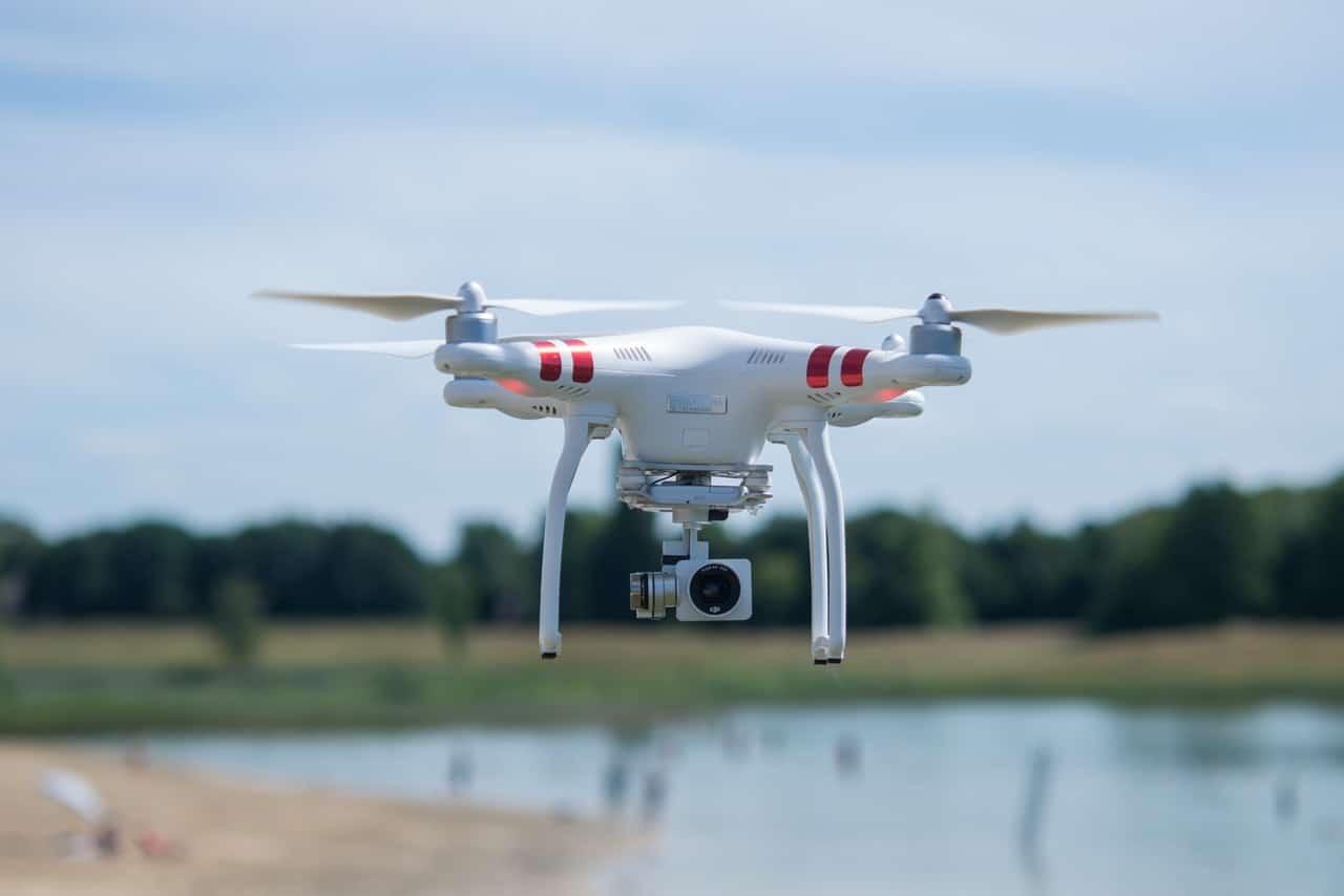 El drone revoluciona tus vídeos corporativos