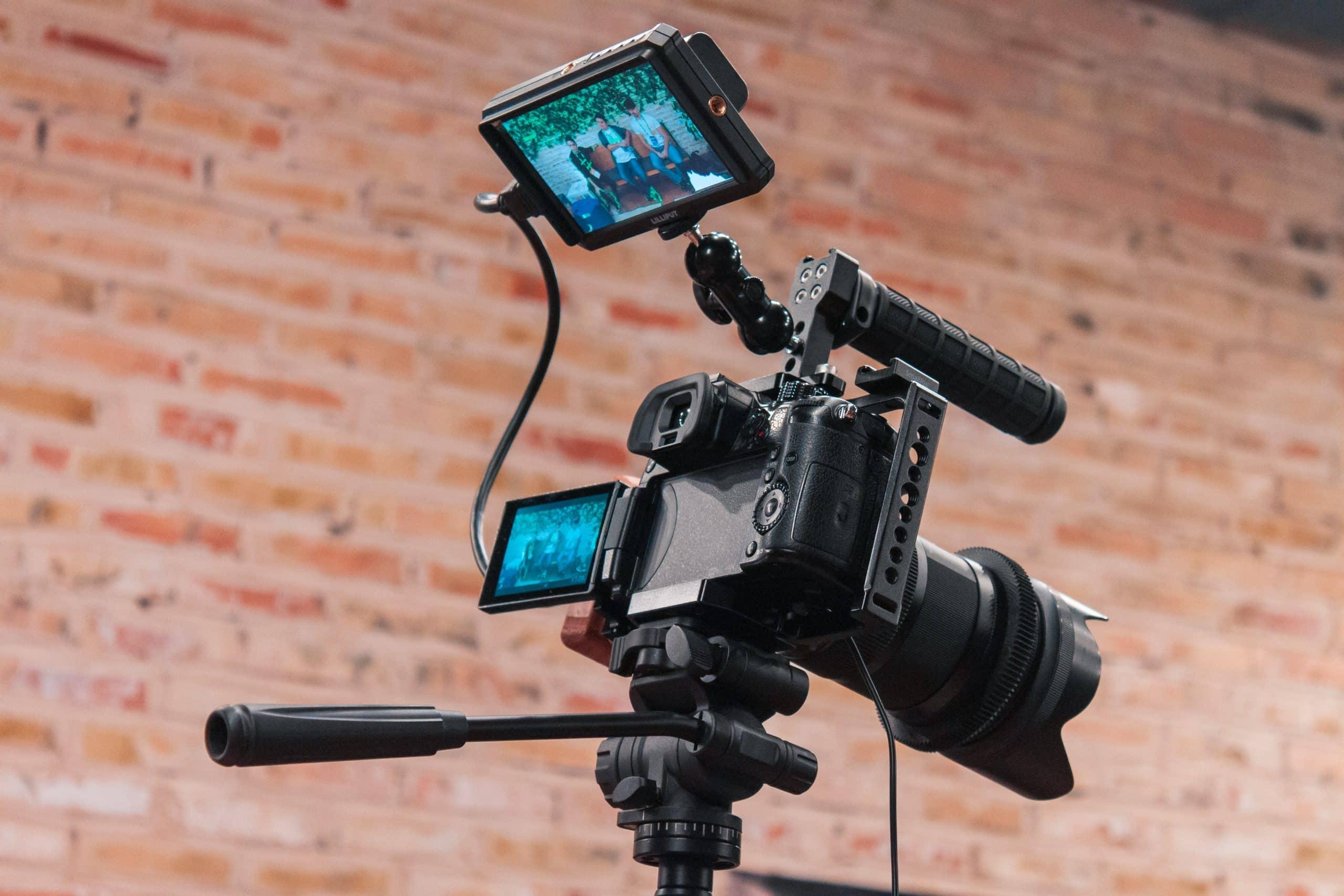 Cómo grabar un vídeo tú mismo