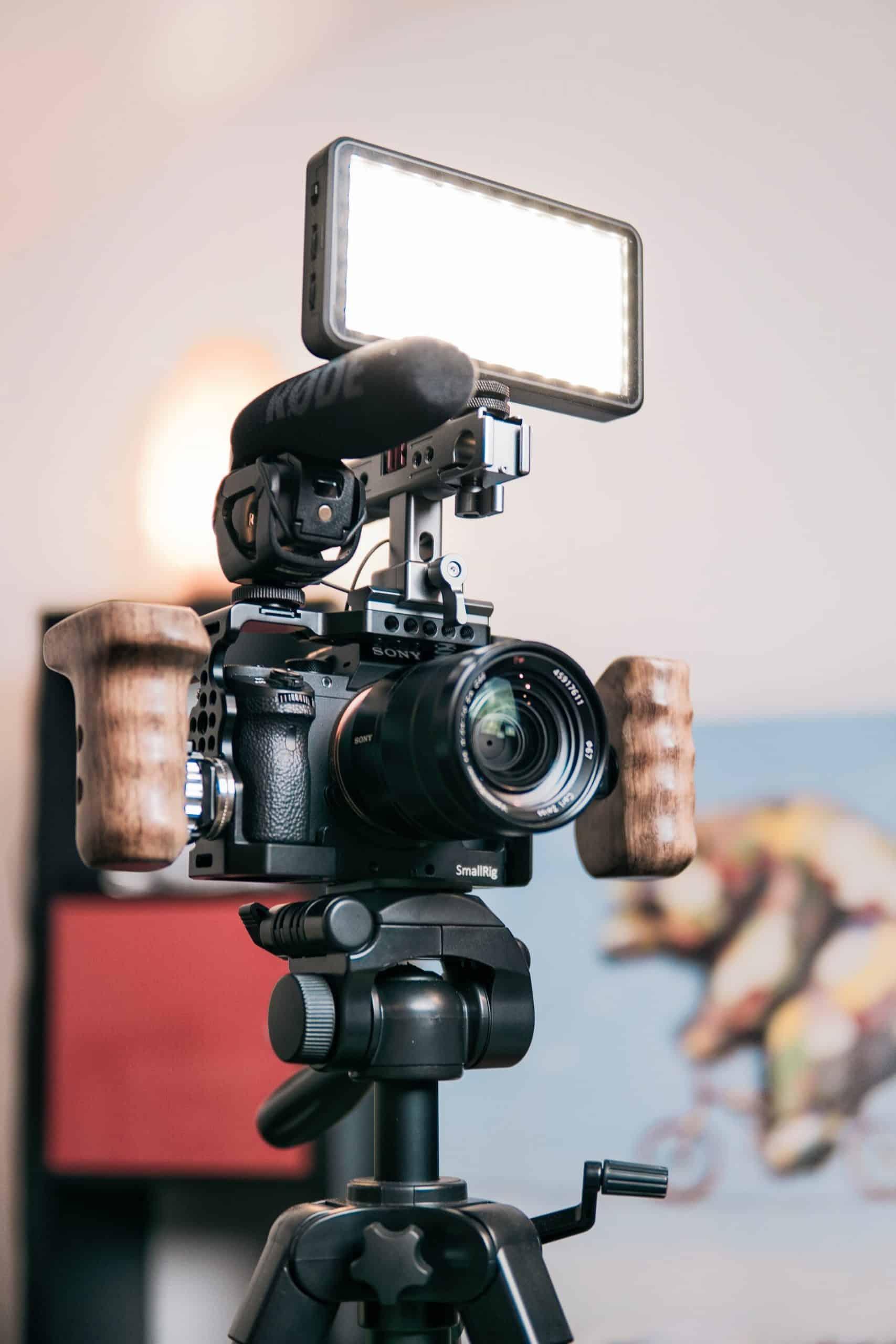 Cómo hacer un vídeo de forma remota